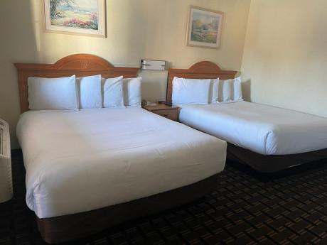 3 Queen Suite with Kitchenette