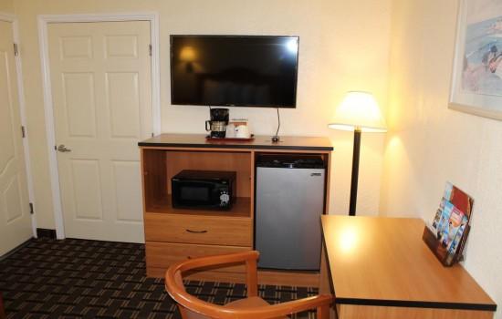 Welcome To Riverside Inn & Suites - Room Amenities